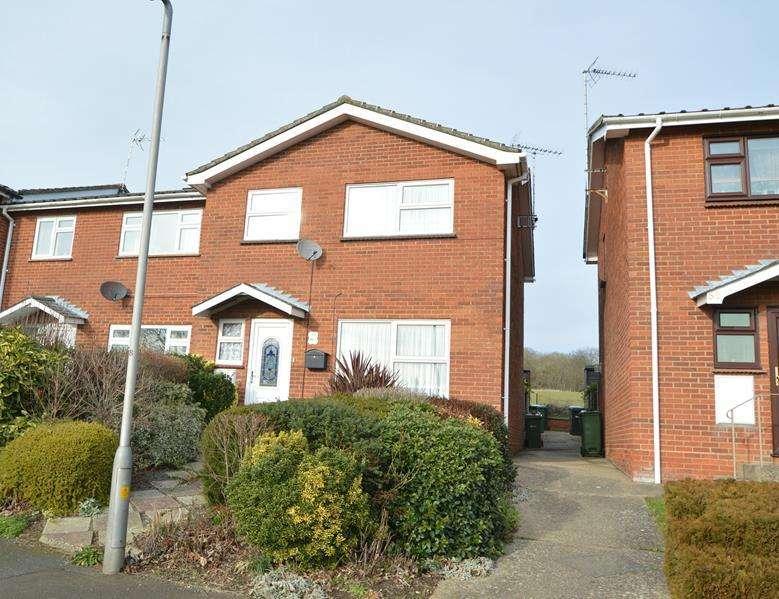 3 Bedrooms End Of Terrace House for sale in Bowmans Park, Castle Hedingham, Halstead CO9