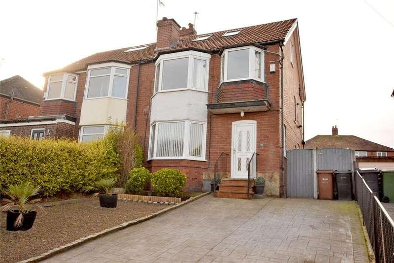 4 Bedrooms Semi Detached House for sale in Gledhow Park Grove, Chapel Allerton, Leeds