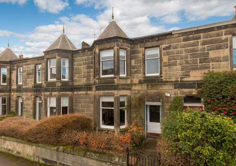 3 Bedrooms Terraced House for sale in 40 Summerside Place, Edinburgh, EH6 4NY