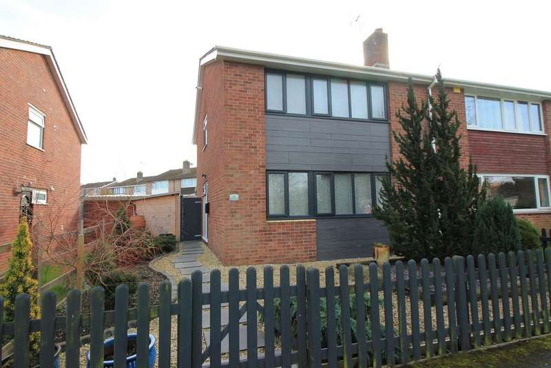 3 Bedrooms Semi Detached House for sale in Well Lane, Yatton, North Somerset, BS49 4HT