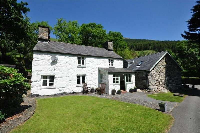 6 Bedrooms Detached House for sale in Dinas Mawddwy, Nr Dolgellau, Gwynedd