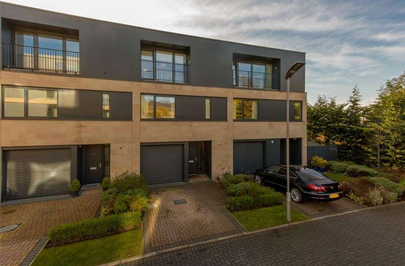 3 Bedrooms Town House for sale in 164 Whitehouse Loan, Grange, EH9 2EZ