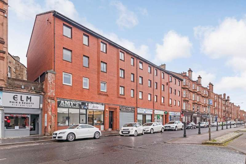 1 Bedroom Flat for sale in Main Street, Glasgow, Lanarkshire, G40 1QA