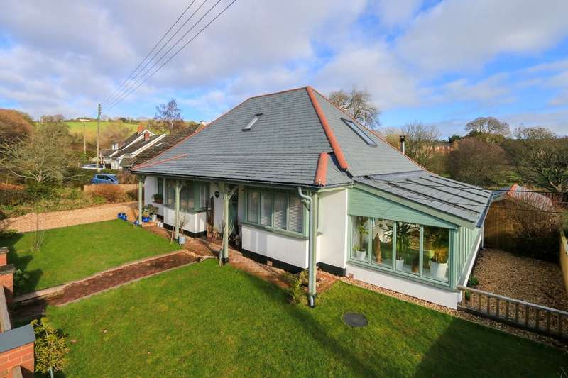 3 Bedrooms Detached House for sale in Old Butterleigh Road, Silverton
