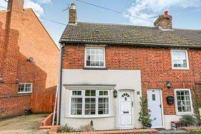 2 Bedrooms End Of Terrace House for sale in The Brache, Maulden, Beds, Bedfordshire