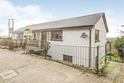 3 Bedrooms Semi Detached House for sale in Row, St. Breward, Bodmin