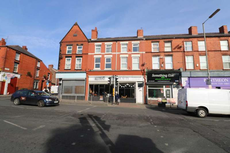 8 Bedrooms Mixed Use Commercial for sale in Picton Road, Wavertree