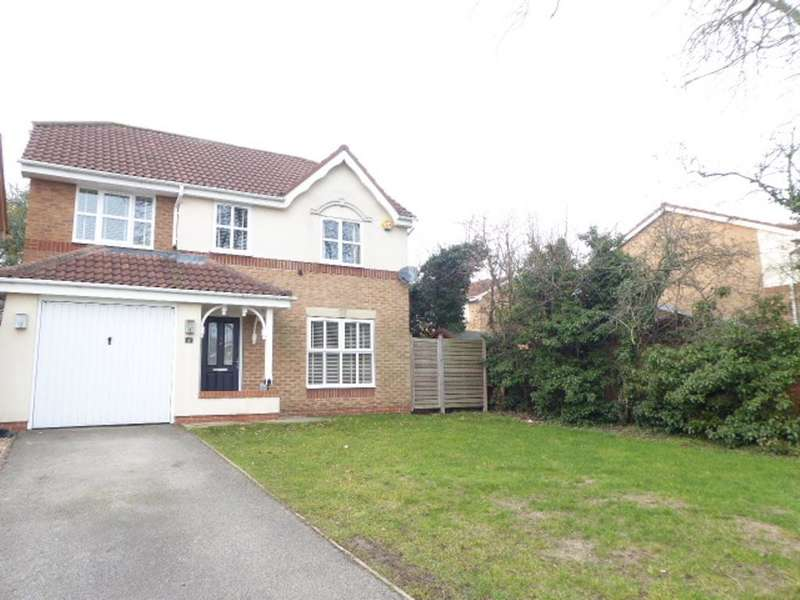 4 Bedrooms House for sale in Sandmoor Close, Hull, HU8 9EB