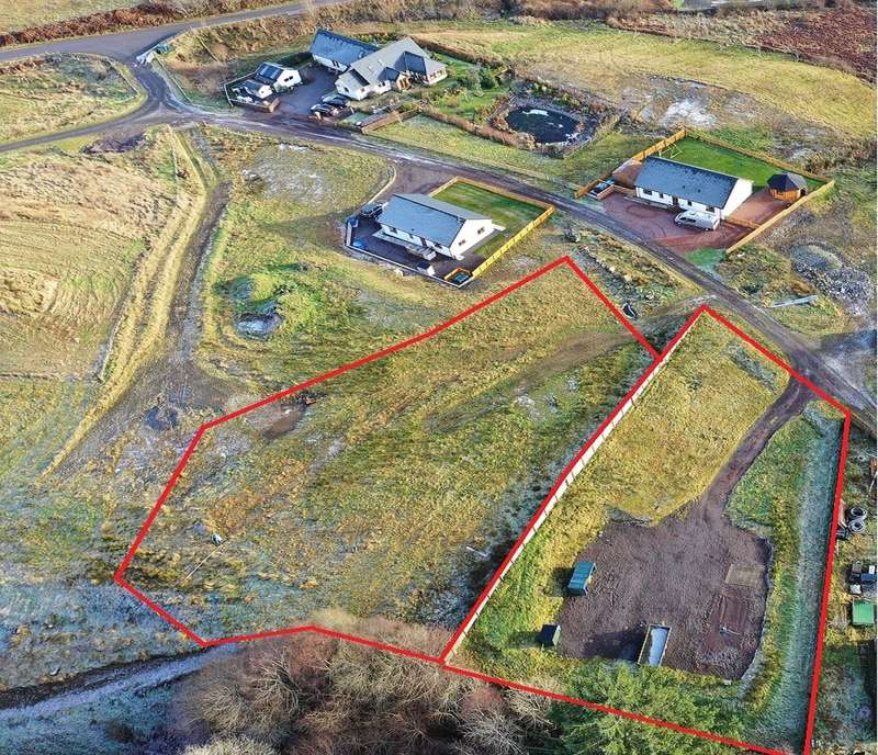 Plot Commercial for sale in Plots 2b and 3 At Kilchrenan, Kilchrenan, Taynuilt, PA35