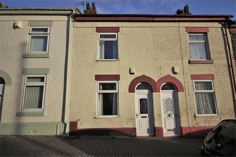 2 Bedrooms Terraced House for sale in Oakland Street, WIDNES, Cheshire