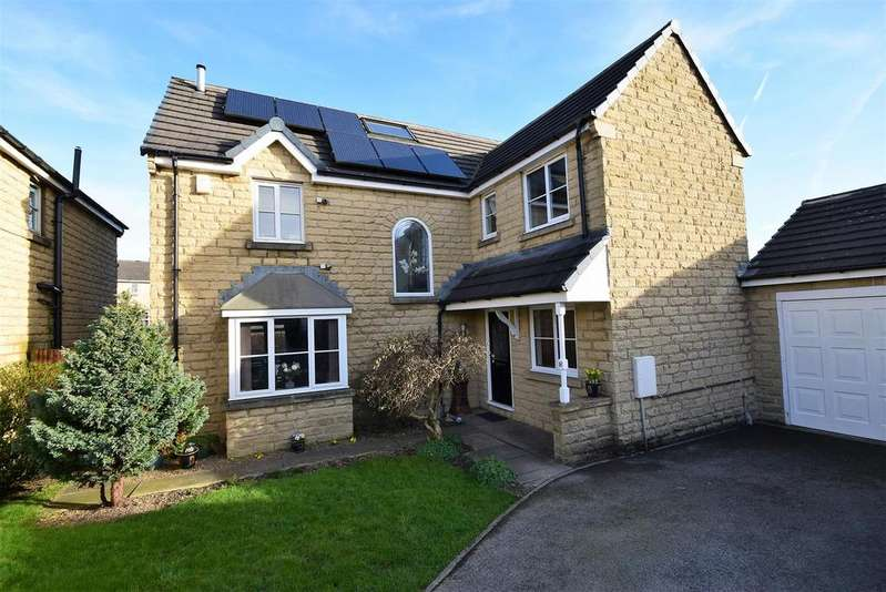 5 Bedrooms Detached House for sale in The Birdwalk, Bradford