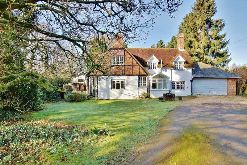3 Bedrooms Detached House for sale in EAST WELLOW
