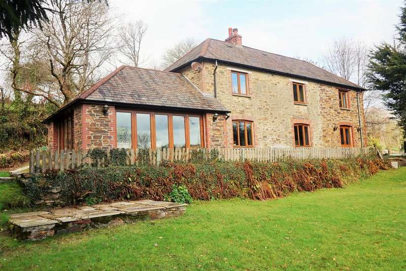 4 Bedrooms Country House Character Property for sale in St. Keyne, Liskeard