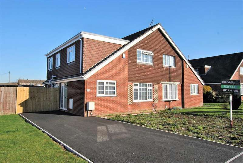 4 Bedrooms Semi Detached House for sale in Bamfield, Whitchurch