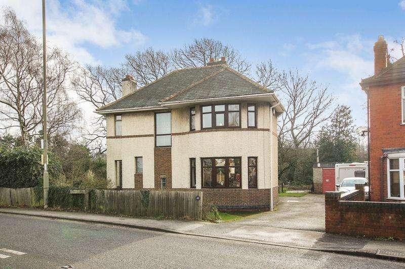 4 Bedrooms Detached House for sale in Abbott Road, Alfreton