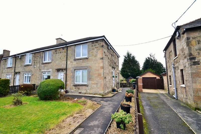 2 Bedrooms Flat for sale in 56 Bon Accord Crescent, Shotts ML7 4EA