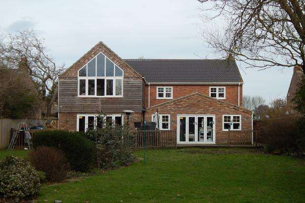 5 Bedrooms Detached House for sale in School Road, West Walton, Wisbech, PE14
