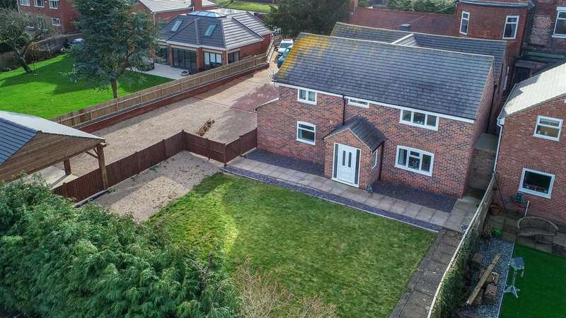 4 Bedrooms Detached House for sale in Burton Road, Ashby De La Zouch