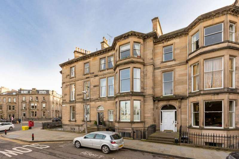 3 Bedrooms Ground Maisonette Flat for sale in 28 Douglas Crescent, Edinburgh EH12 5BA