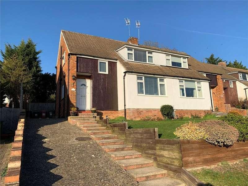 3 Bedrooms Semi Detached House for sale in Lingholm Close, Tilehurst, Reading, Berkshire, RG30