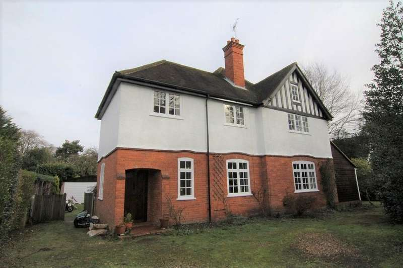 6 Bedrooms Detached House for sale in South Drive, Wokingham