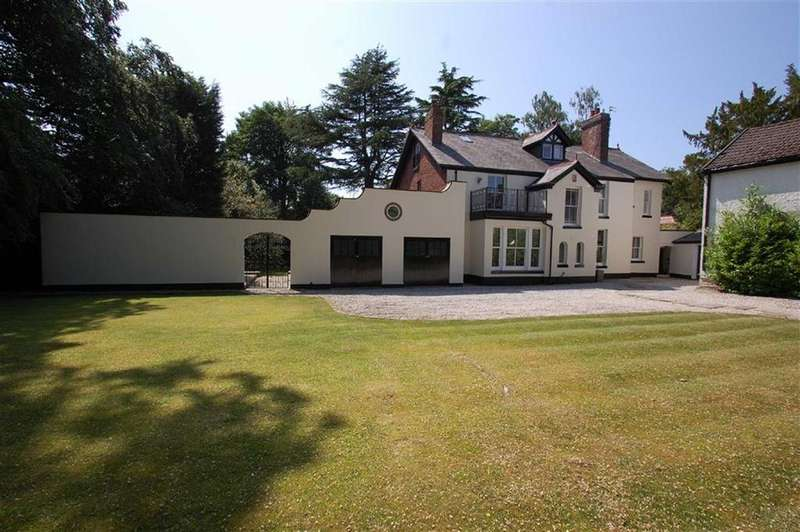 5 Bedrooms Detached House for sale in Hulme Hall Road, Cheadle Hulme, Cheshire
