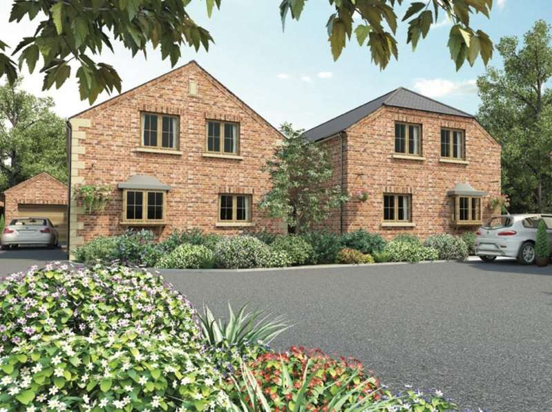 4 Bedrooms Detached House for sale in Hady Lane, Chesterfield