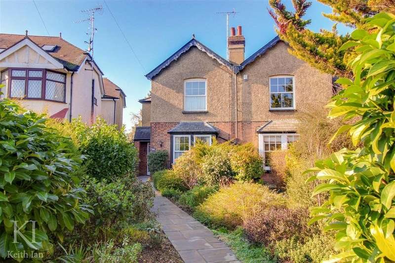 4 Bedrooms Semi Detached House for sale in Stanstead Road, Hoddesdon - Walk to John Warner School