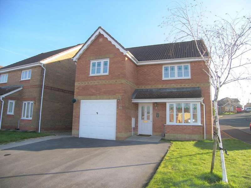 4 Bedrooms Detached House for sale in Pant Bryn Isaf, Llwynhendy