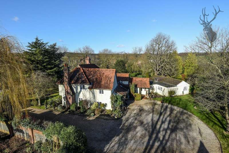 7 Bedrooms House for sale in Masons Bridge Road, Fiddlers Hamlet, CM16