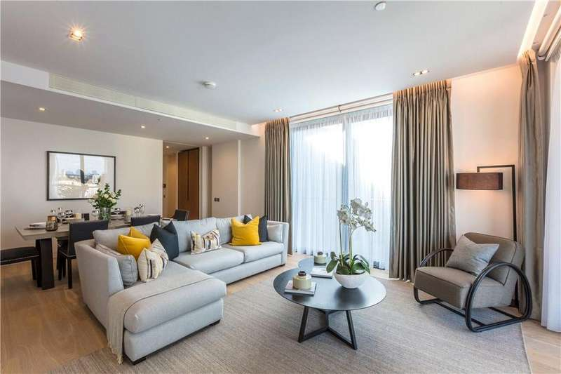 3 Bedrooms Flat for sale in The Plimsoll Building, Handyside Street, King's Cross, London, N1C