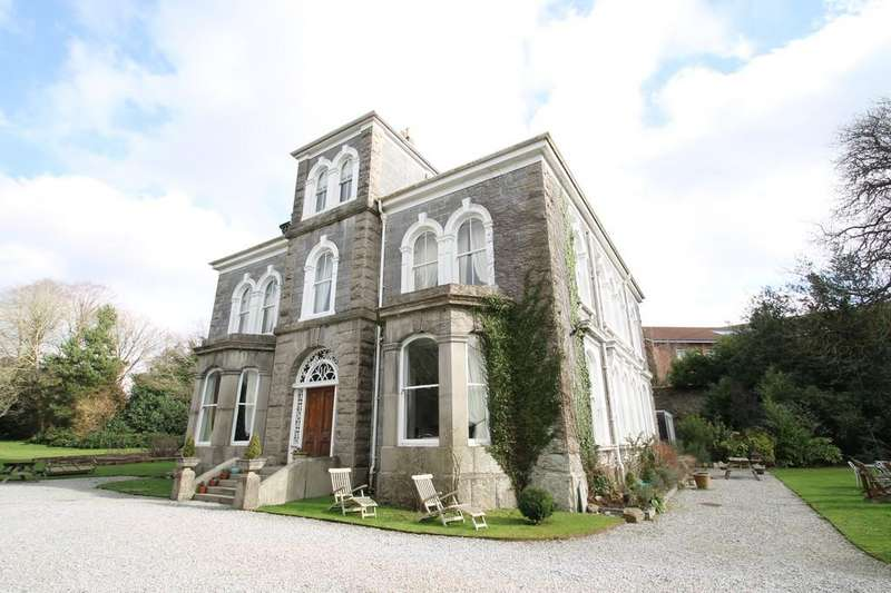 6 Bedrooms Manor House Character Property for sale in Harford Road, Ivybridge