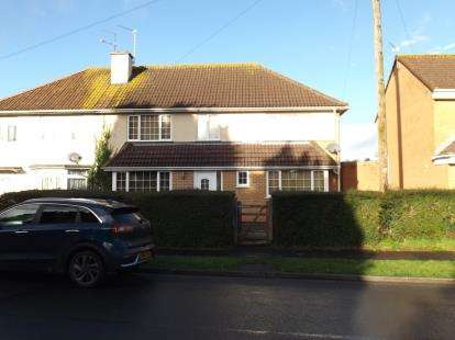 5 Bedrooms Semi Detached House for sale in Bradley Road, Patchway, Bristol