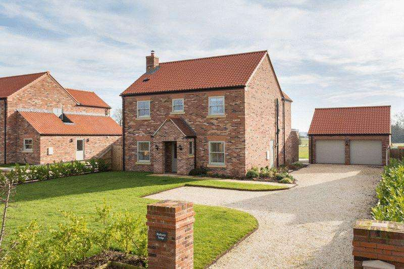 4 Bedrooms Detached House for sale in Mulberry Lodge, Aldwark