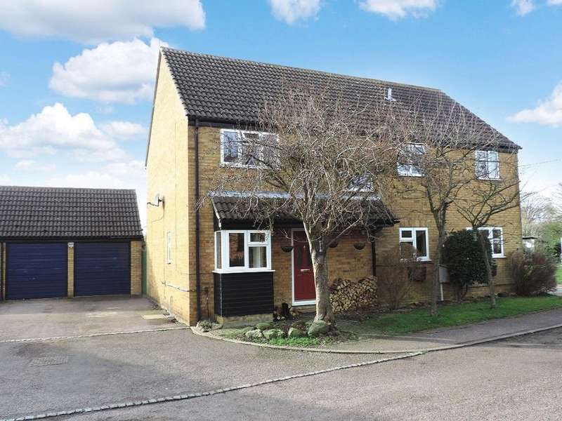 5 Bedrooms Detached House for sale in Station Road, Sharnbrook