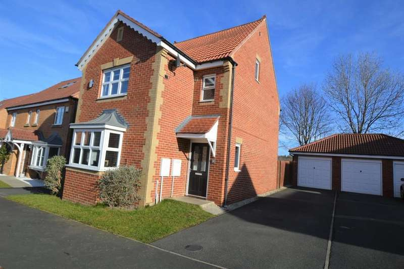 4 Bedrooms Detached House for sale in Towneley Ct, Prudhoe