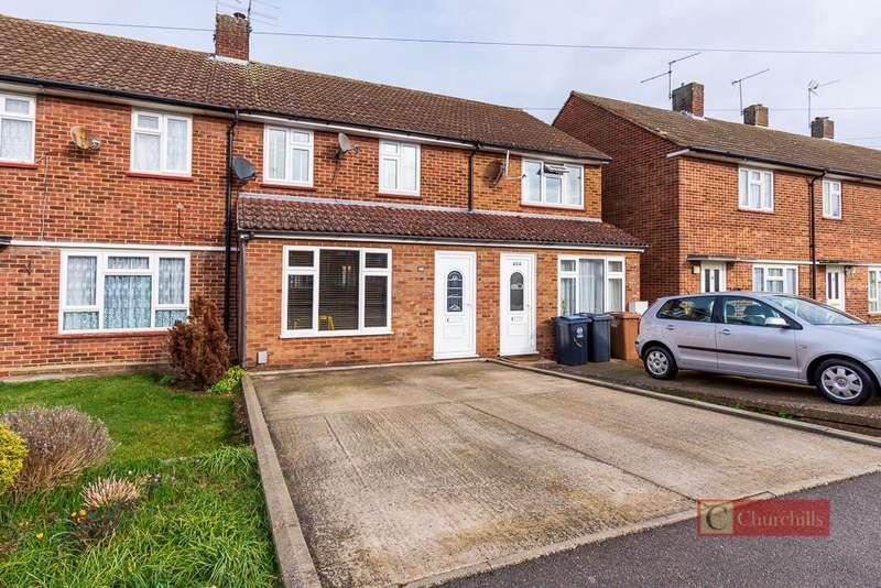 2 Bedrooms Terraced House for sale in Burnett Square, Hertford
