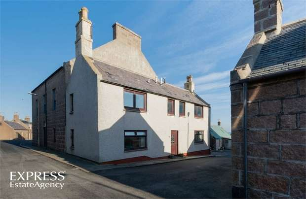 2 Bedrooms Detached House for sale in Earls Court, Boddam, Peterhead, Aberdeenshire