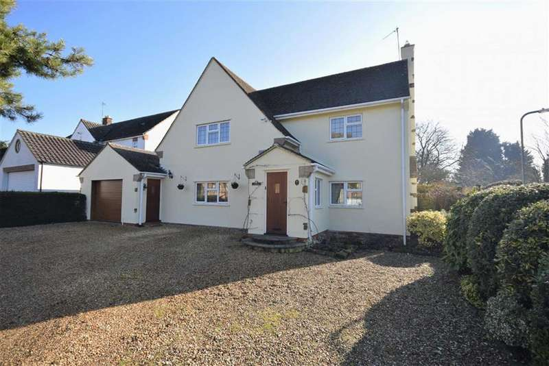 4 Bedrooms Detached House for sale in Weston Favell