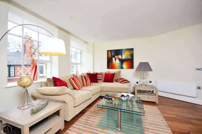 2 Bedrooms Flat for sale in Tavistock Street, Covent Garden, WC2E