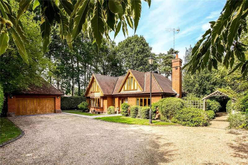 5 Bedrooms Detached House for sale in Heath Ride, Finchampstead, Wokingham, Berkshire, RG40