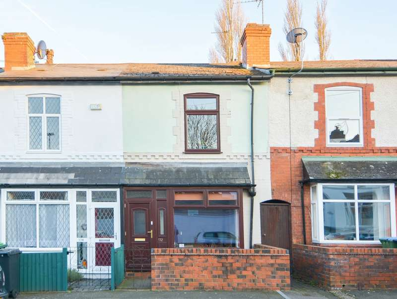 2 Bedrooms Terraced House for sale in Merrivale Road, Bearwood , B66