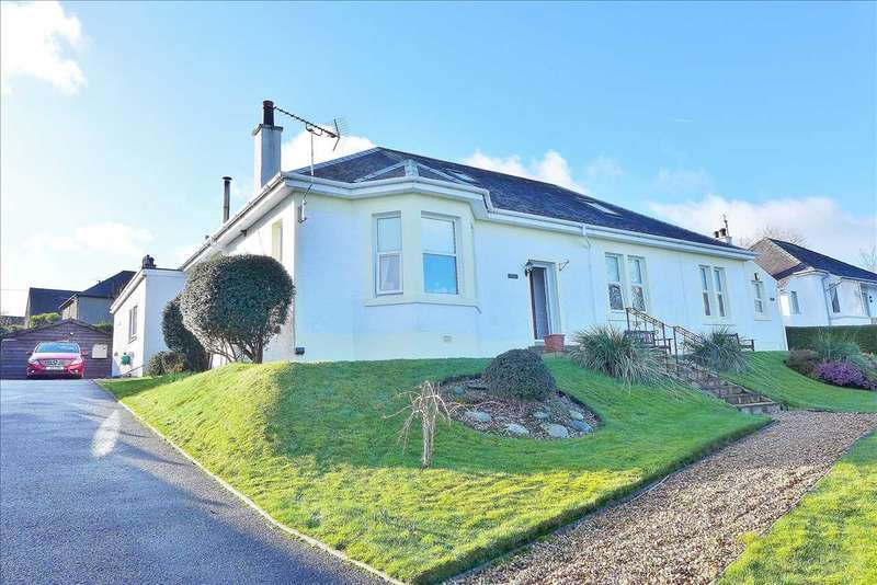 6 Bedrooms Cottage House for sale in Thorncliffe & Thorncliffe Cottage, Alma Road, Brodick