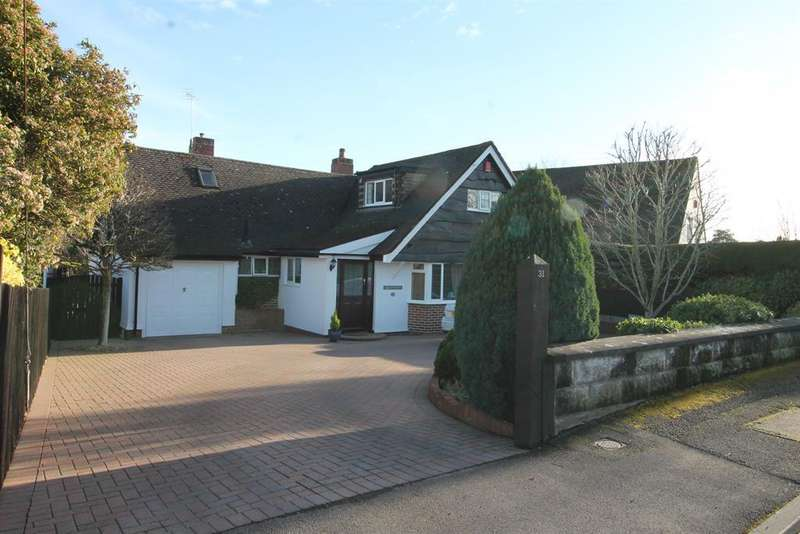 4 Bedrooms Detached House for sale in Ash Hayes Road, Nailsea, North Somerset, BS48 2LP
