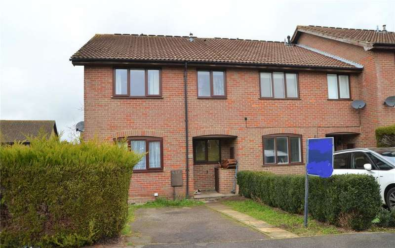 2 Bedrooms End Of Terrace House for sale in Knollmead, Calcot, Reading, Berkshire, RG31