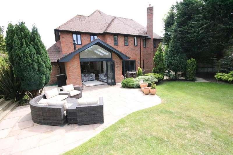 5 Bedrooms Detached House for sale in Regentsfield Off Victoria Road, Freshfield, Livepool L37