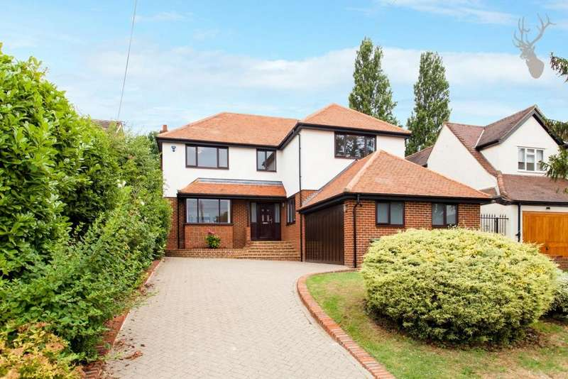 5 Bedrooms House for sale in Hill Road, Theydon Bois, CM16
