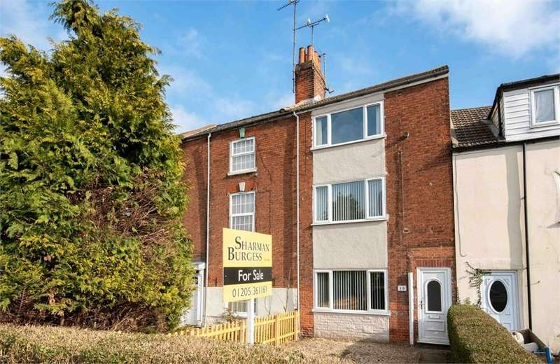 3 Bedrooms Town House for sale in Windsor Bank, Boston, Lincolnshire
