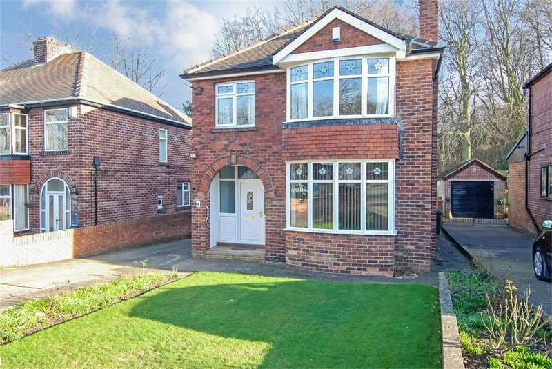 3 Bedrooms Detached House for sale in Wood Walk, Wombwell, BARNSLEY, South Yorkshire