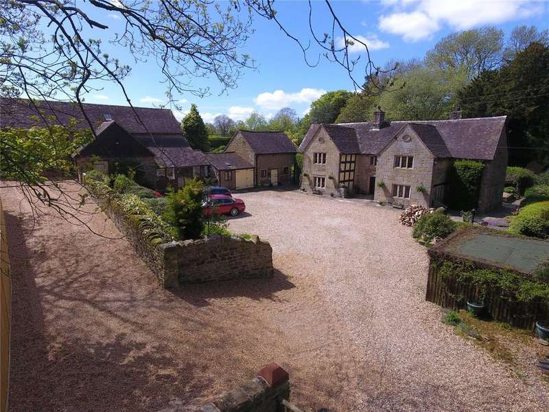 5 Bedrooms Detached House for sale in Chatwall, Cardington, Shropshire